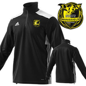 SWEAT TRAINING REGISTA 18 NOIR AS MANISSIEUX FOOTBALL I MFTE01478-A