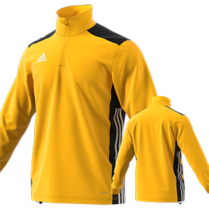 SWEAT TRAINING REGISTA 18 JAUNE I MFTE01478-E