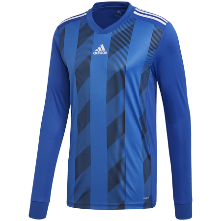 MAILLOT ADIDAS STRIPED 19 ML BLEU ROI I ADTE01525-D I DP3208