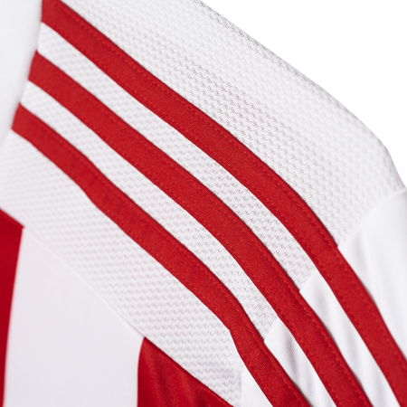 MAILLOT ADIDAS STRIPED 15 ROUGE & BLANC I ADTE01602-D I S16137