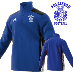 SWEAT TRAINING REGISTA 18 BLEU ROI US PALAISEAU FOOTBALL I MFTE01478-C