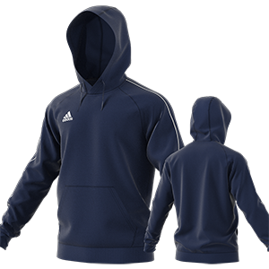 SWEAT CAPUCHE CORE 18 MARINE I MFTE01484-B