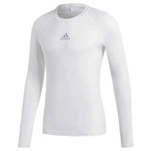 SOUS-MAILLOT MANCHES LONGUES BLANC I MFTE01433-B