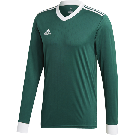MAILLOT ADIDAS TABE 18 ML VERT I ADTE01430-H I FI5544 & CZ5461