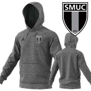 SWEAT CAPUCHE CORE 18 GRIS SMUC FOOTBALL I MFTE01484-D