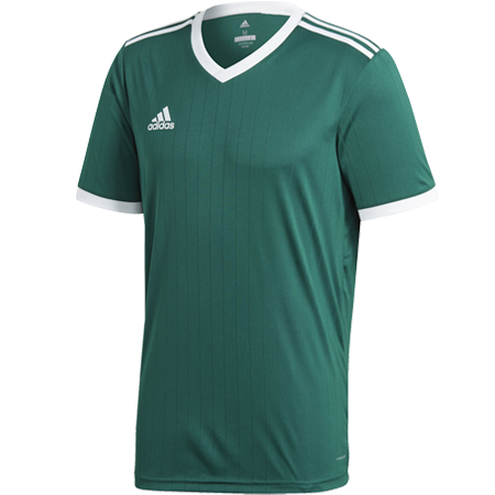 MAILLOT ADIDAS TABE 18 VERT I ADTE01429-H I CE8927 & CE8946
