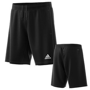 SHORT TRAINING CONDIVO 18 NOIR I MFTE01460-A