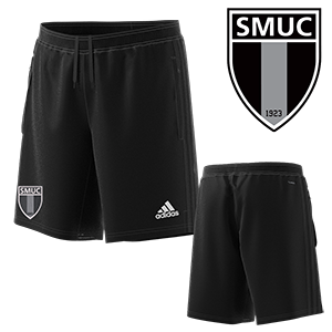 SHORT A POCHES CONDIVO 18 NOIR SMUC FOOTBALL I MFTE01464-A