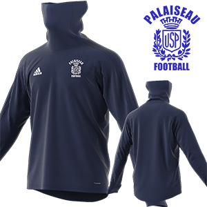 SWEAT WARM CONDIVO 18 MARINE US PALAISEAU FOOTBALL I MFTE01465-B