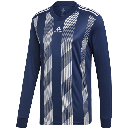 MAILLOT ADIDAS STRIPED 19 ML MARINE I ADTE01525-B I DP3209
