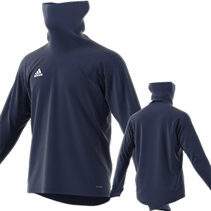 SWEAT WARM CONDIVO 18 MARINE I MFTE01465-B
