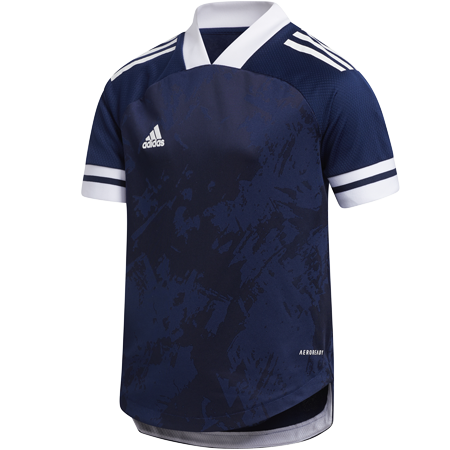 MAILLOT ADIDAS CONDIVO 20 MARINE I ADTE01600-D I FT7261 & FT7250